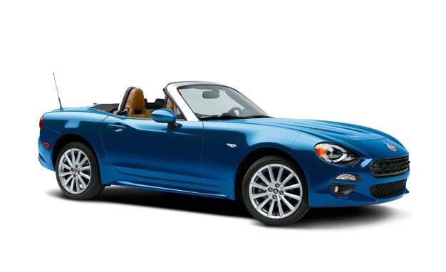 2017 Fiat 124 Spider Prima Edizione Lusso: The Ultra-Rare 124 Launch Edition