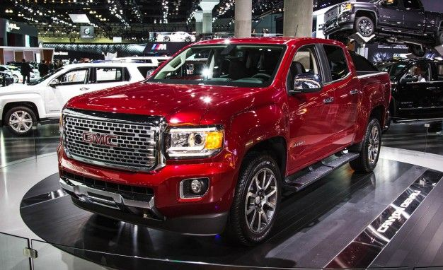 Never a Doubt: GMC Finally Releases the Canyon Denali We've Been Expecting