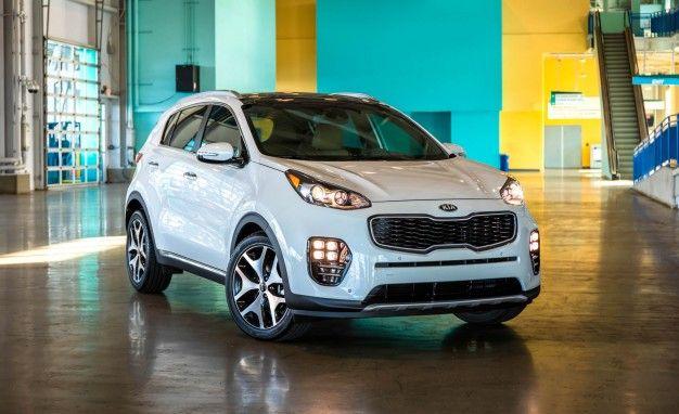 Redesigned 2017 Kia Sportage Starts Under $24,000