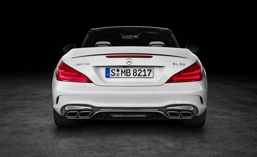 2017 Mercedes-Benz SL 550 - Slide 28