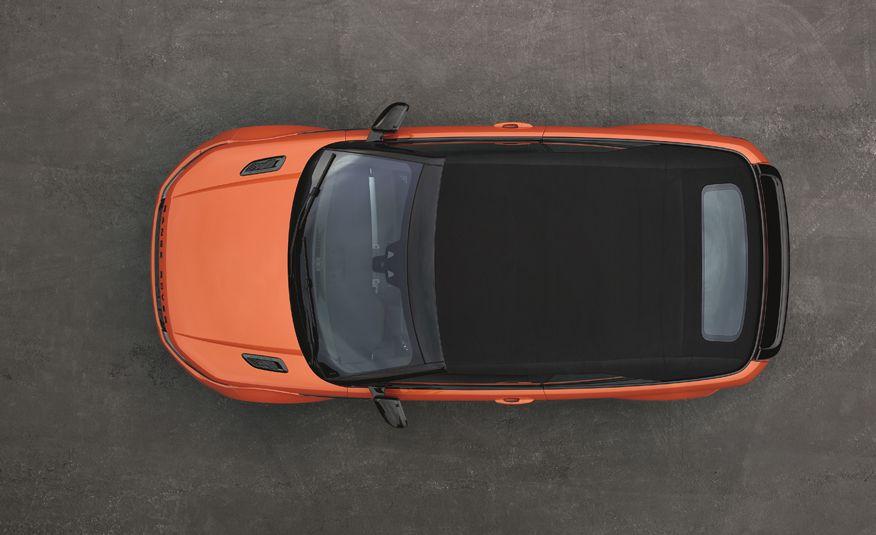2017 Range Rover Evoque convertible - Slide 24