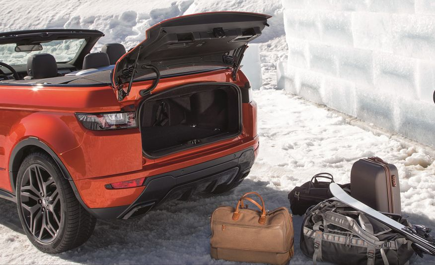 2017 Range Rover Evoque convertible - Slide 32