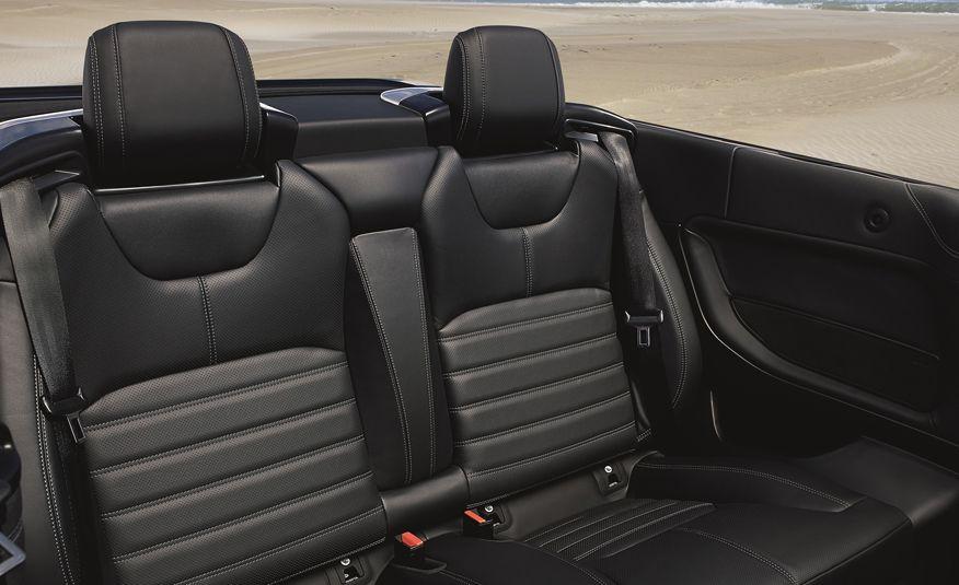 2017 Range Rover Evoque convertible - Slide 36