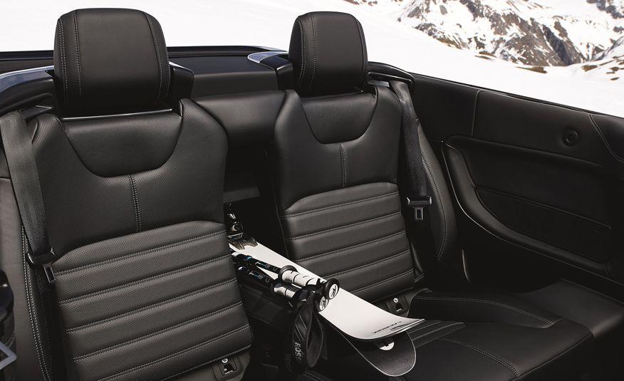 2017 Range Rover Evoque convertible - Slide 37