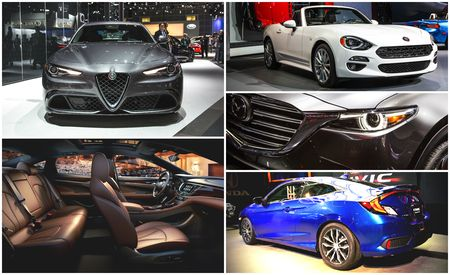 The 5 Must-See Debuts from the 2015 L.A. Auto Show