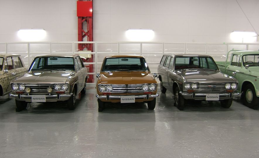 Skylines, Fairladys, and Even a Prince: Highlights from the Weird, Cool Nissan Heritage Collection - Slide 18