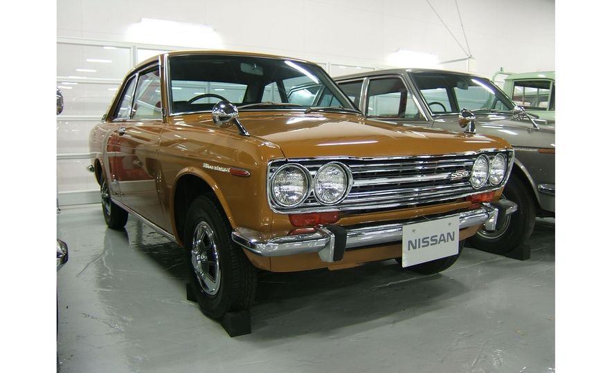 Skylines, Fairladys, and Even a Prince: Highlights from the Weird, Cool Nissan Heritage Collection - Slide 19