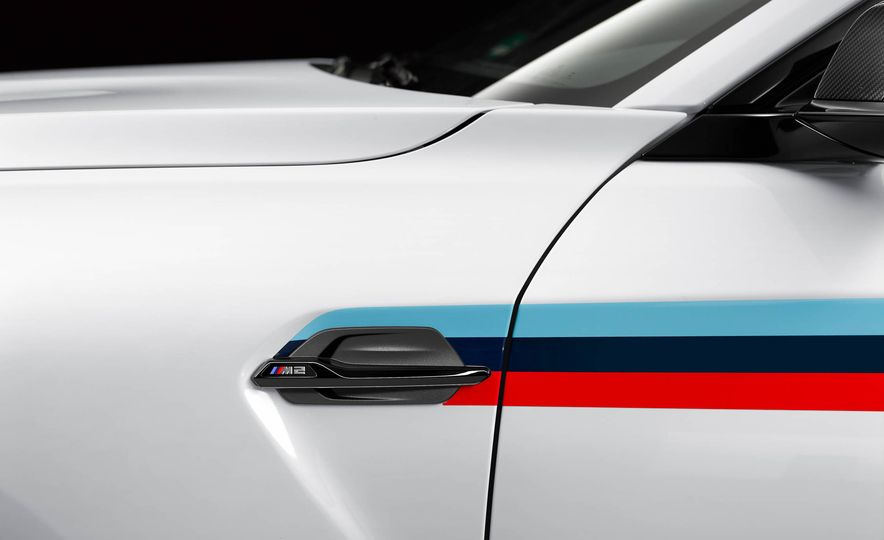 BMW M4 coupe with M performance parts - Slide 19