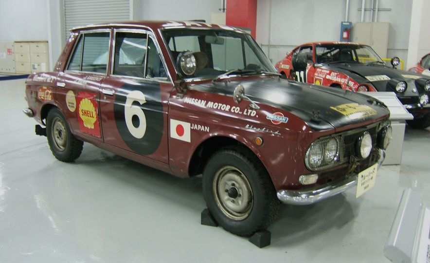 Skylines, Fairladys, and Even a Prince: Highlights from the Weird, Cool Nissan Heritage Collection - Slide 14