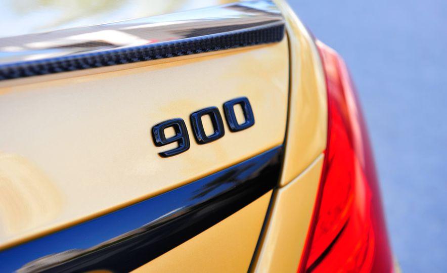 Brabus Rocket 900 Desert Gold Edition - Slide 14