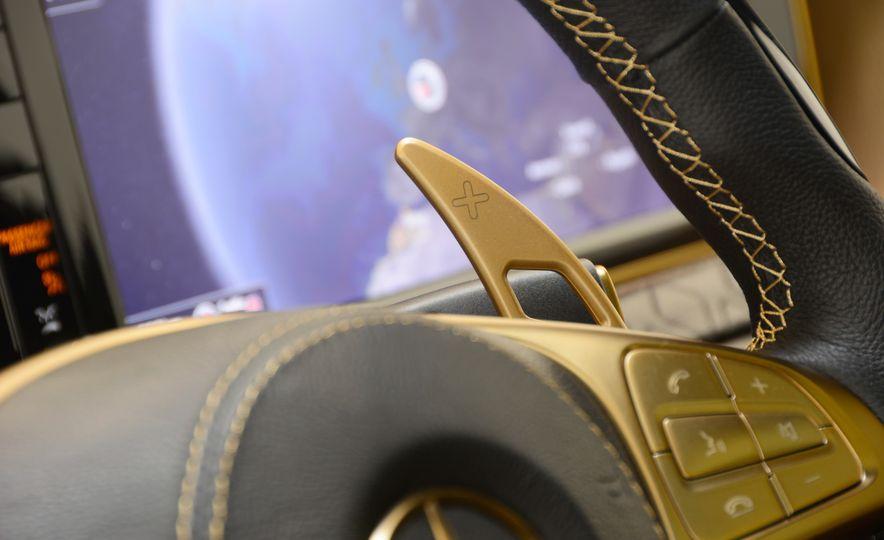 Brabus Rocket 900 Desert Gold Edition - Slide 32