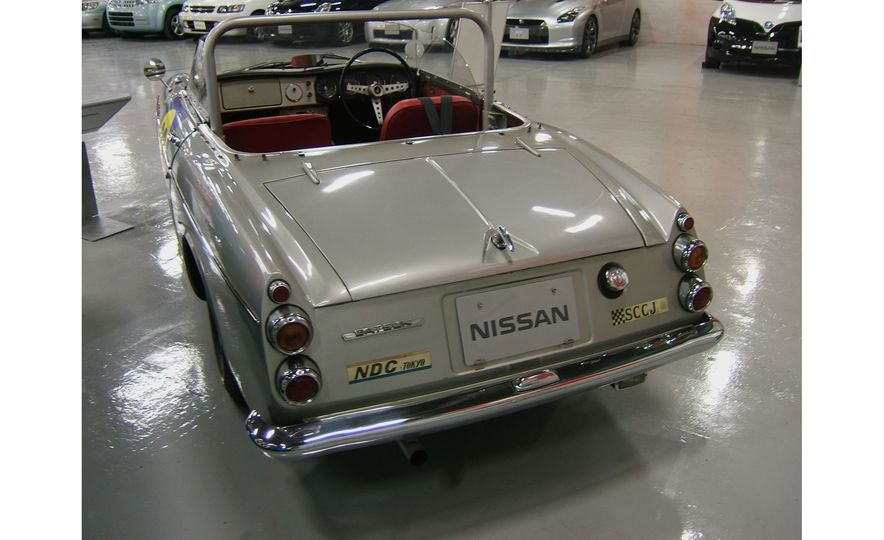 Skylines, Fairladys, and Even a Prince: Highlights from the Weird, Cool Nissan Heritage Collection - Slide 9