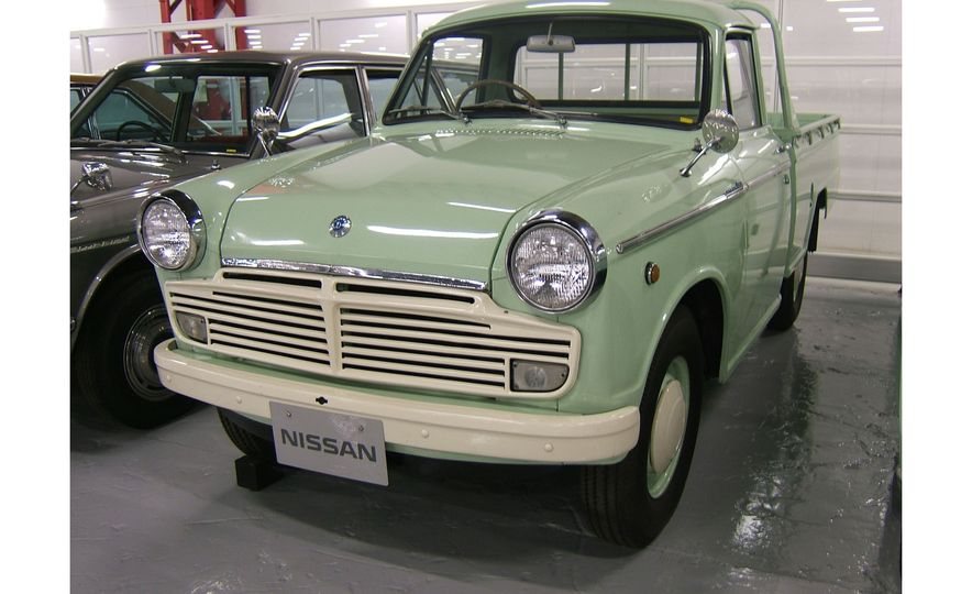 Skylines, Fairladys, and Even a Prince: Highlights from the Weird, Cool Nissan Heritage Collection - Slide 10