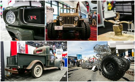 The Very Best Rides of SEMA 2015, Day Three