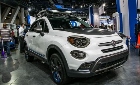 High Flyer: Fiat 500X Mobe Concept for SEMA