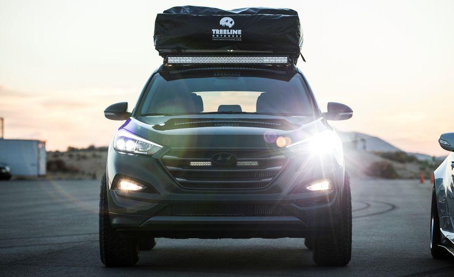 Hyundai Tucson JP Adventuremobile concept - Slide 3