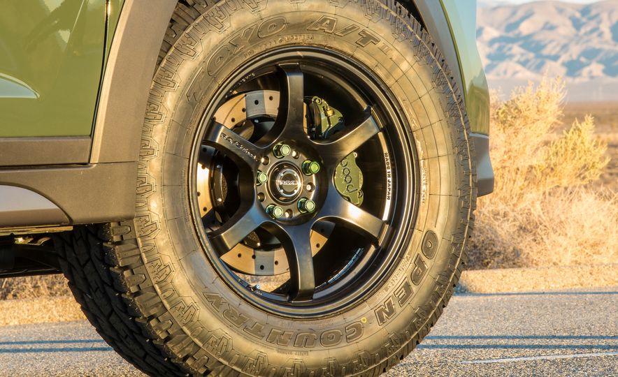 Hyundai Tucson JP Adventuremobile concept - Slide 8