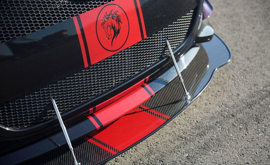 Hyundai Veloster Turbo Blood Type Racing concept - Slide 12