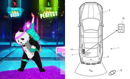 """Jaguar Land Rover Pioneers """"Just Dance""""–Style, Gesture Vehicle Unlocking"""