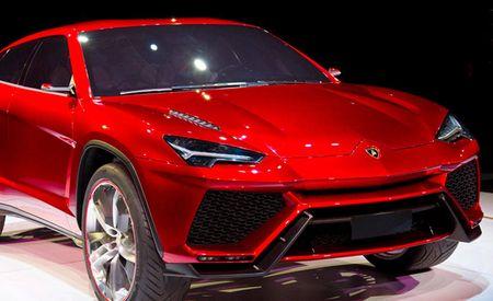 The First Turbocharged Lamborghini Will Be the Urus SUV