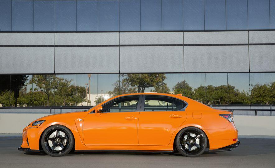 Lexus GS F concept by Gordon Ting/Beyond Marketing - Slide 5