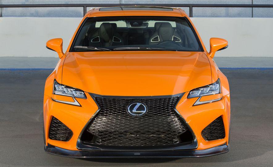 Lexus GS F concept by Gordon Ting/Beyond Marketing - Slide 7