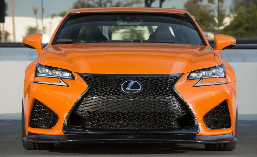 Lexus GS F concept by Gordon Ting/Beyond Marketing - Slide 8
