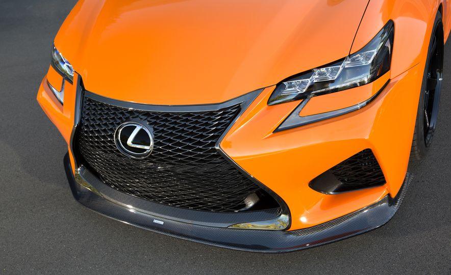 Lexus GS F concept by Gordon Ting/Beyond Marketing - Slide 9