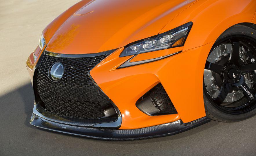 Lexus GS F concept by Gordon Ting/Beyond Marketing - Slide 11