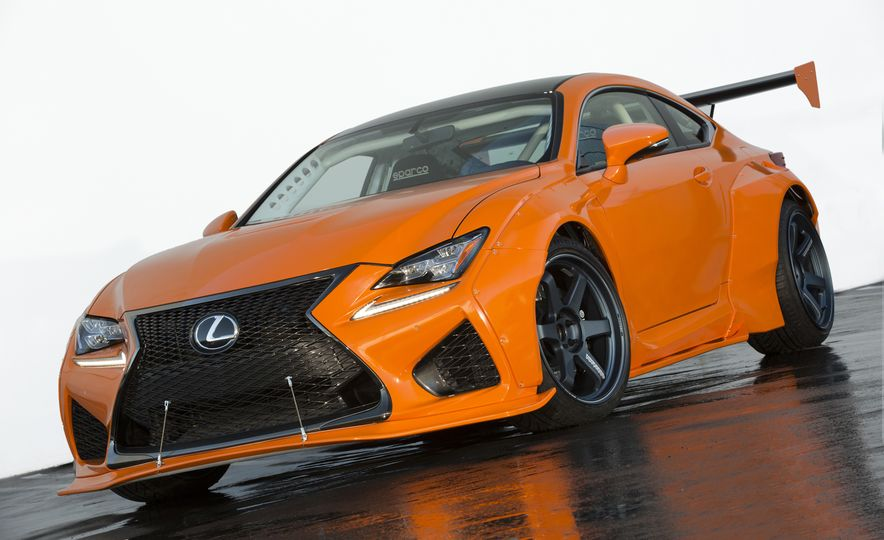 Lexus GS F concept by Gordon Ting/Beyond Marketing - Slide 17