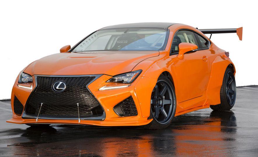 Lexus GS F concept by Gordon Ting/Beyond Marketing - Slide 18