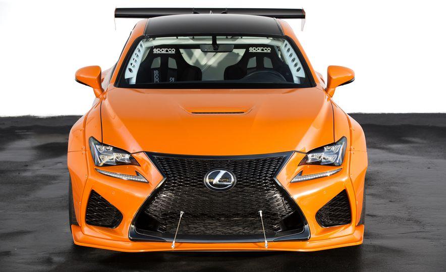 Lexus GS F concept by Gordon Ting/Beyond Marketing - Slide 19