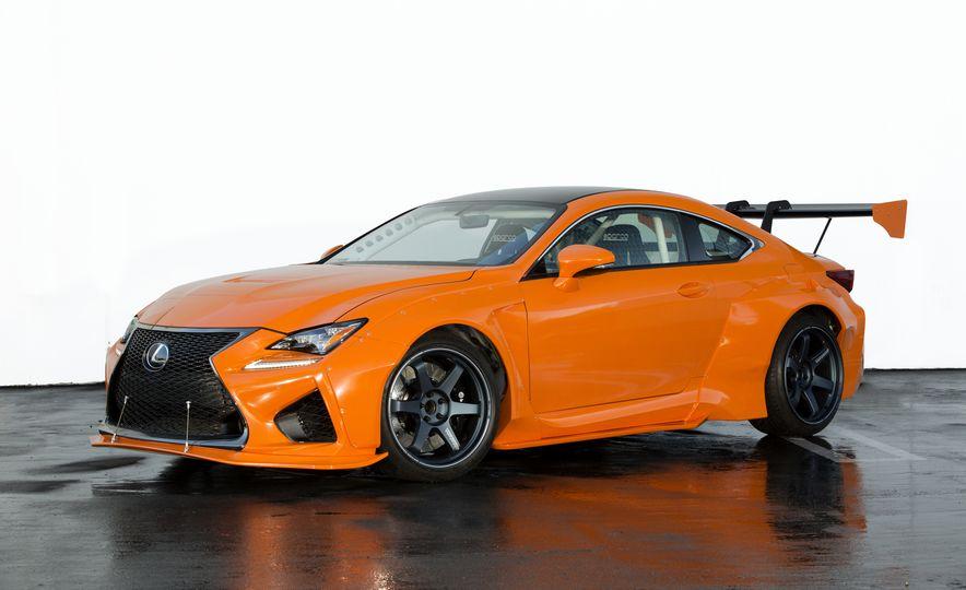 Lexus GS F concept by Gordon Ting/Beyond Marketing - Slide 20