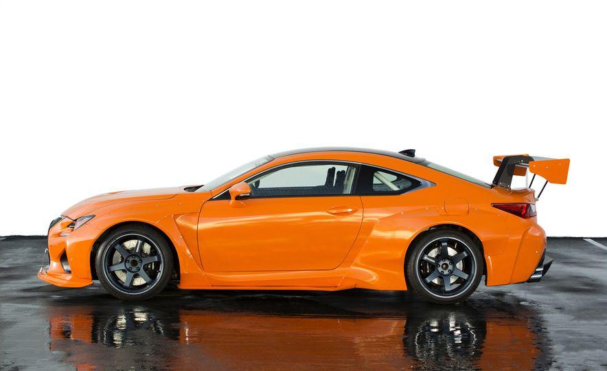 Lexus GS F concept by Gordon Ting/Beyond Marketing - Slide 21