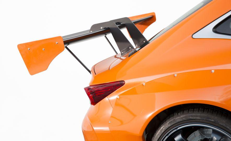 Lexus GS F concept by Gordon Ting/Beyond Marketing - Slide 25
