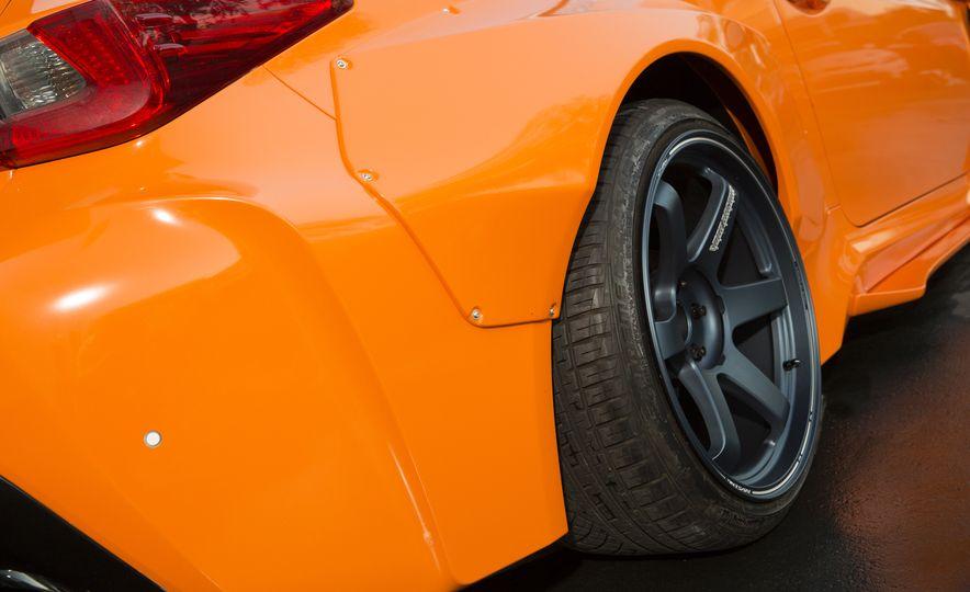 Lexus GS F concept by Gordon Ting/Beyond Marketing - Slide 27