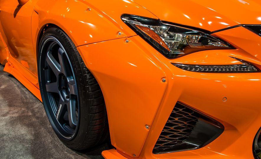 Lexus GS F concept by Gordon Ting/Beyond Marketing - Slide 16