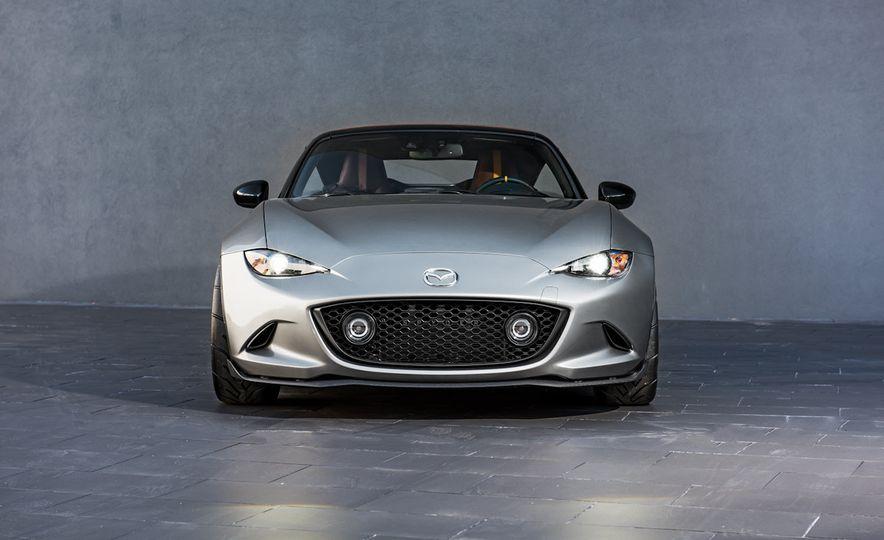 Mazda Miata Spyder Concept - Slide 4