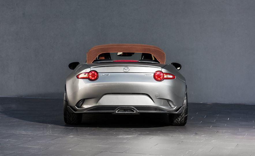 Mazda Miata Spyder concept and Mazda Miata Speedster concept - Slide 15
