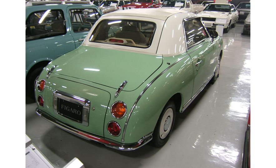 Skylines, Fairladys, and Even a Prince: Highlights from the Weird, Cool Nissan Heritage Collection - Slide 31