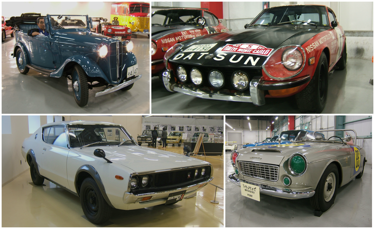 Skylines, Fairladys, and Even a Prince: Highlights from the Weird, Cool Nissan Heritage Collection