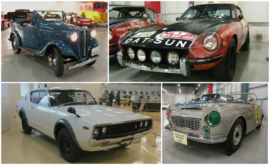 Skylines, Fairladys, and Even a Prince: Highlights from the Weird, Cool Nissan Heritage Collection - Slide 1