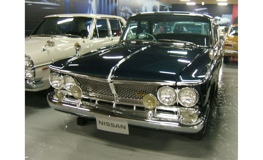 Skylines, Fairladys, and Even a Prince: Highlights from the Weird, Cool Nissan Heritage Collection - Slide 16