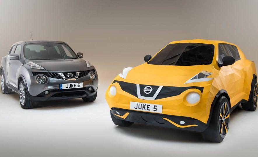 2016 Nissan Juke and Origami Nissan Juke - Slide 1