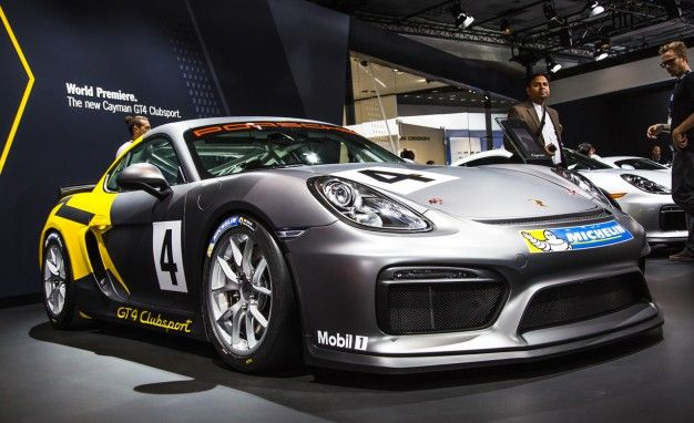 2016 Porsche Cayman GT4 Clubsport: A Turn-Key Track Weapon