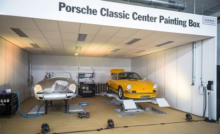"100 Porsche Dealers to Become ""Classic"" Repair Shops, and America's Getting Two"