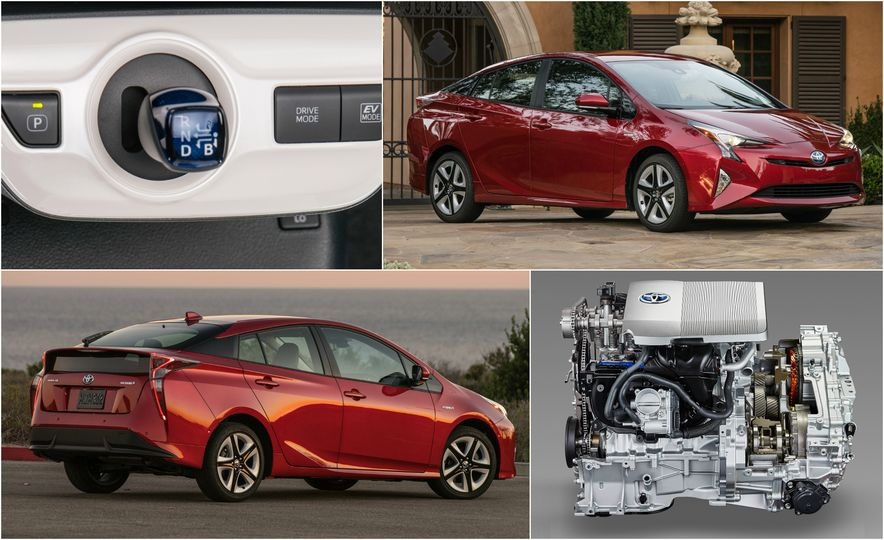 5 Things You Should Know About the All-New 2016 Toyota Prius - Slide 1