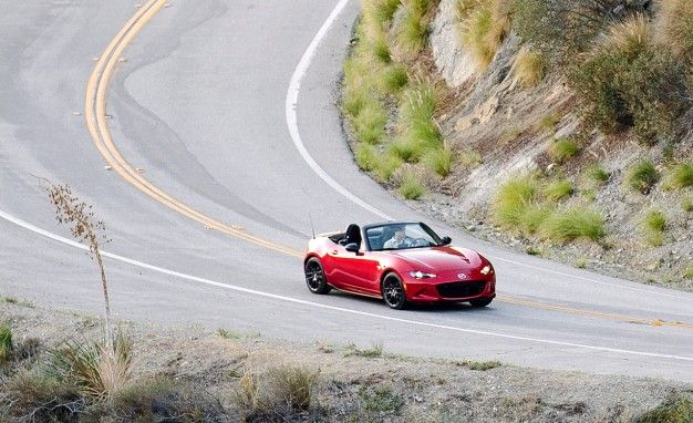 The Mazda Miata's U.S. Engineering Chief on How to Make a Great Sports Car