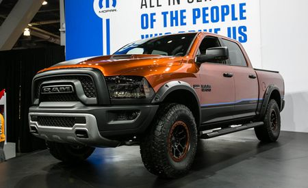 Ram Rebel X Concept a Rebellious Smattering of Widely Available Mopar Accessories