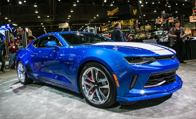 Chevrolet Camaro Hyper concept Pictures | Photo Gallery